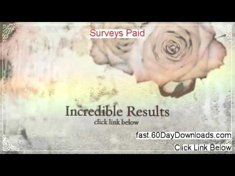 Surveys Paid Download the System No Risk - access url inside