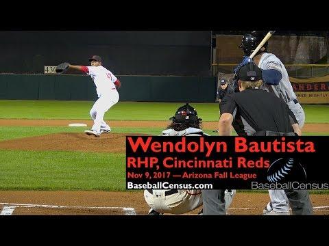 Wendolyn Bautista, RHP, Cincinnati Reds