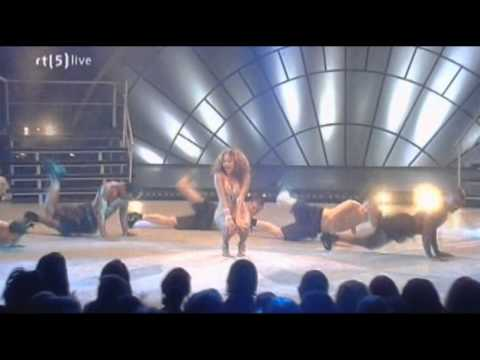 Kat DeLuna - Push Push & Party O'Clock @ SYTYCD