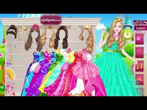Barbie Doll Game | Barbie Dress Up Game 2016 On Youtube