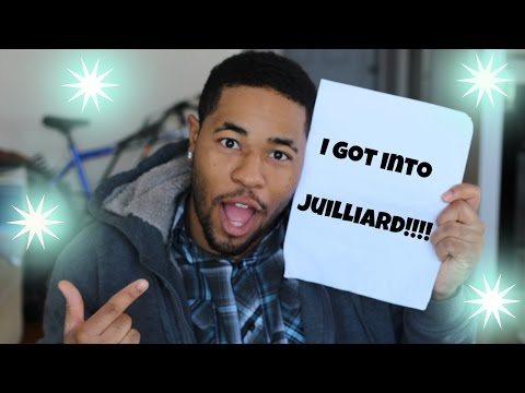 How To Get Into Juilliard