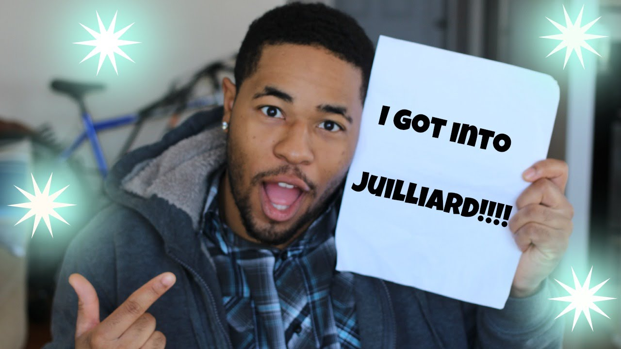 How can I get into Juilliard?