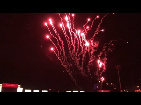 🕺 Disco 🎆 Fireworks | Rochester Red Wings ⚾