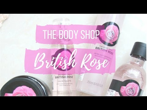 The Body Shop British Rose Review | Debasree Banerjee