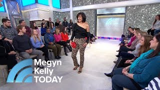How To Go From A Mess To Magnificent In Just 1 Minute | Megyn Kelly TODAY