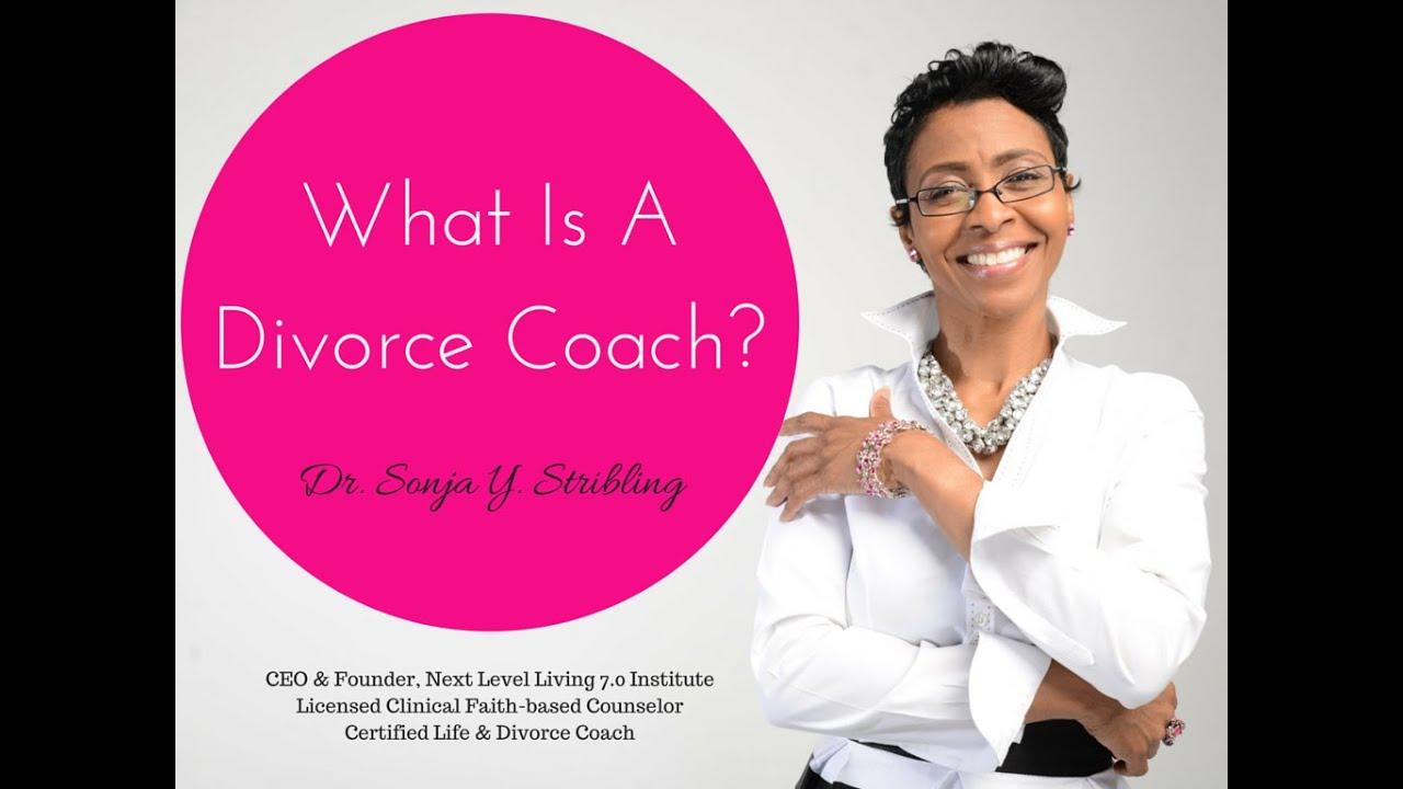 Divorce coach