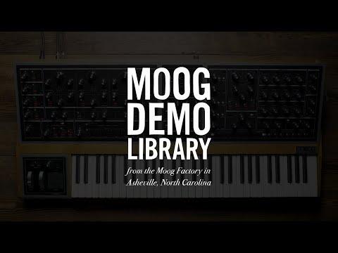 Moog One | Oscillator Compensation Calibration