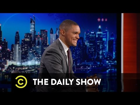 Between the Scenes - The Trouble with Pandas: The Daily Show
