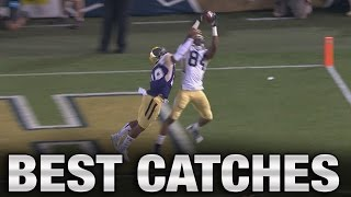 Top 5 Catches of Week 1 in the ACC
