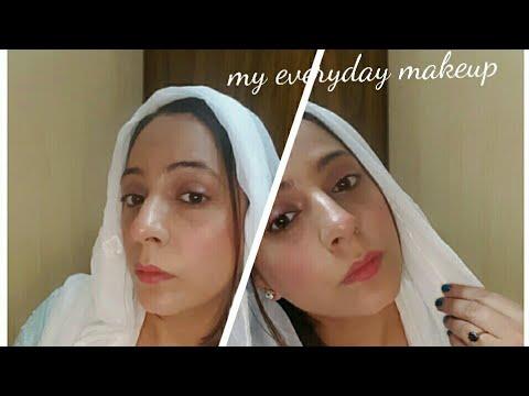 my natural everyday makeup routine/natural makeup for