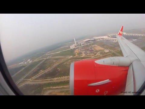 Malindo Air flight OD522 (Kuala Lumpur - Bangkok) B739