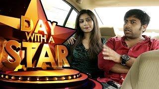 Day With A Star | Poonam Mishra - Odia Actress | Tarang Music
