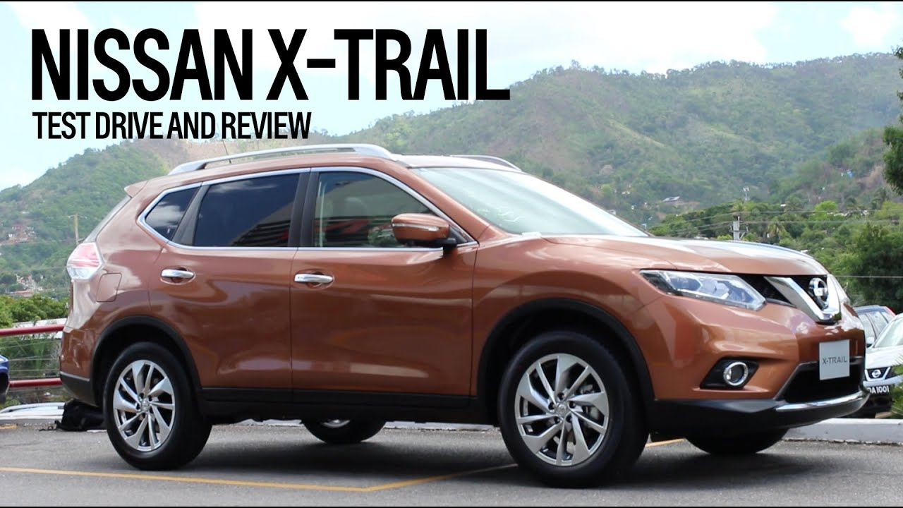 the all new 2017 nissan x trail 4x4 review youtube. Black Bedroom Furniture Sets. Home Design Ideas