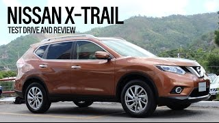 The All New 2017 Nissan X-Trail 4x4 Review
