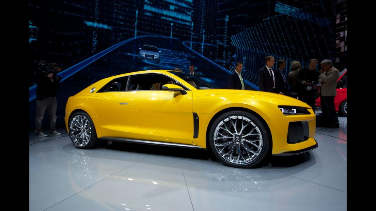 Audi Quattro Sport Concept at 2013 Frankfurt Auto Show on Edmunds.com Unveiled