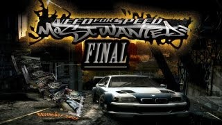 Need for Speed Most Wanted || Final 【Español】