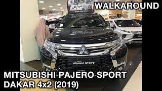Mitsubishi Pajero Sport Dakar 4x2 2019 - Exterior & Interior Walkaround