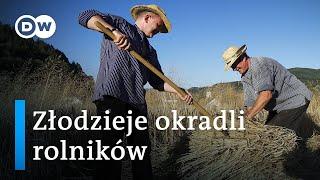 Ukradli sprzęt rolniczy na polsko-niemieckim pograniczu za kilka milionów euro