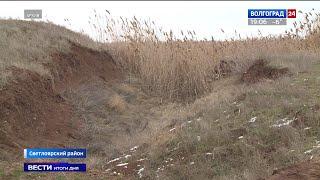 Уголовное дело о хищении трубопровода в Светлоярском районе направлено в суд