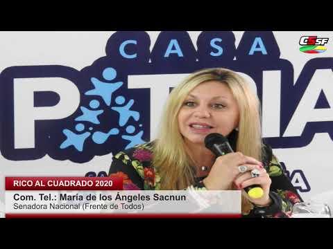 Sacnun: Todos los argentinos y argentinas deben poder acceder a los alimentos