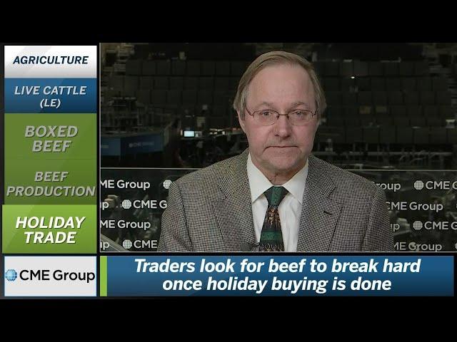 December 11 Livestock Commentary: Terry Roggensack