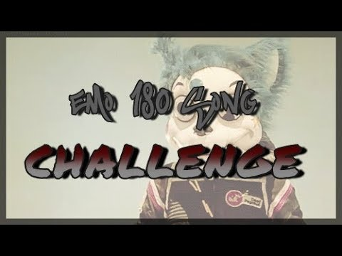 Emo 180 Song Challenge For CrankThatFrank