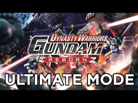 Dynasty Warriors: Gundam Reborn - War
