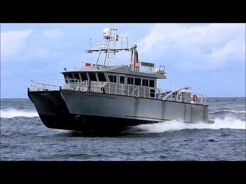 USACE Foil Assisted Catamaran | FLORIDA II