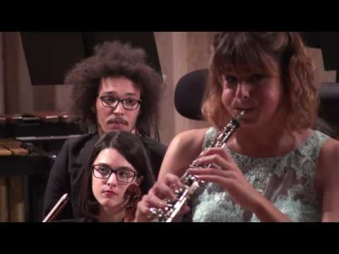 R  Strauss Oboe Concerto Catarina Silva ESML Symphonic Orchestra dir  Vasco Azevedo