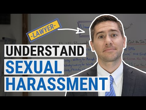 Current articles on sexual harassment in the workplace
