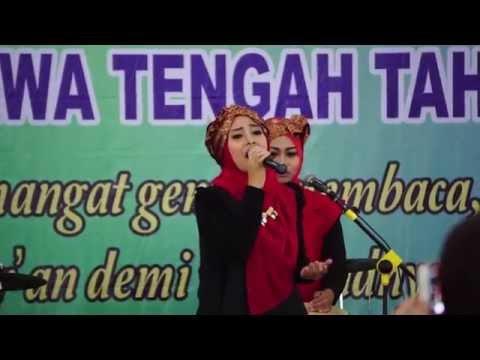 EMIRATES MAGELANG - WAFIQ AZIZAH & MEI DEVI - ( YA TAWWAB ) - JUARA 1 FESTIVAL QASIDAH JATENG 2015