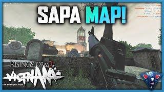 AWESOME CUSTOM MAP! (Sapa) | Rising Storm 2: Vietnam Gameplay