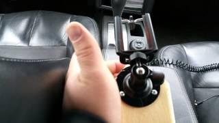 Pontiac Grand Prix GXP - Setting up my new custom camera mount