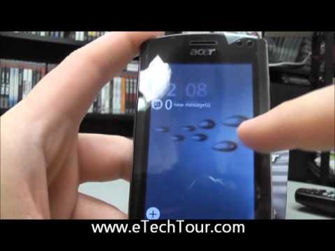 Exclusive Hands on the new Acer Liquid MT www.eTechTour.com