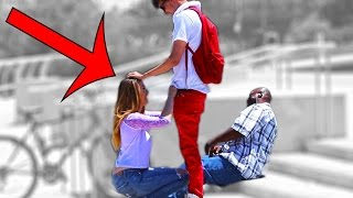 I WISH FOR A BLOW JOB PRANK (GONE SEXUAL) Hot Girls prank - funny videos 2016