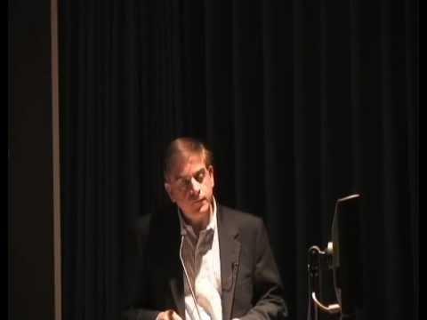 "Professor Richard Capobianco on ""Heidegger"