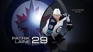 Patrik Laine earns first star of the month for November