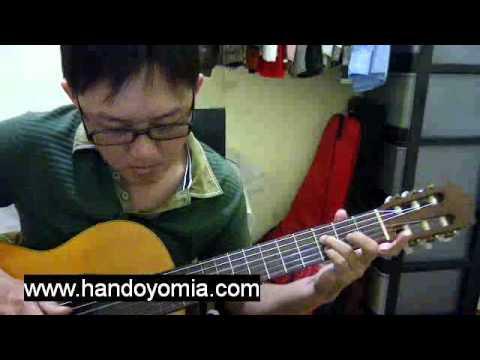 明明就 Ming Ming Jiu - 周杰伦 Jay Chou - Fingerstyle Guitar Solo