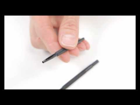 Tips & Tricks - Fitting Tool for Rimless Frames. Shorten ...