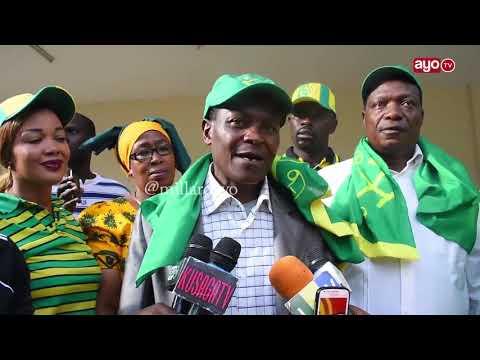 CCM yapokea Madiwani wa CHADEMA Arusha, watoa ujumbe kwa Lema