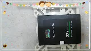 컴퓨터 SSD 업그레이드