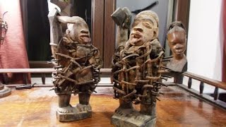 Nkondi African Witchcraft