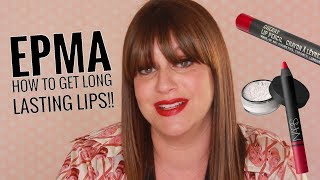 EPMA: Long Lasting Lip Color