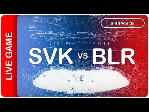 Slovakia Vs Belarus | Game 26 | #IIHFWorlds 2016