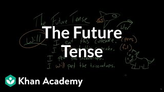 The future tense | The parts of speech | Grammar | Khan Academy