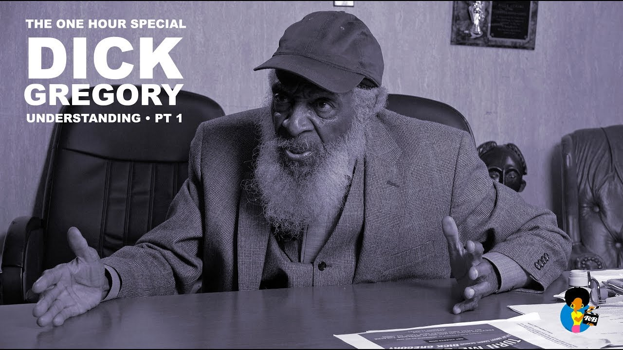 Dick Gregory: Understanding (Part 1)  |One Hour  Special