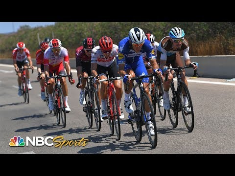 2019 Vuelta a España: Stage 7 | EXTENDED HIGHLIGHTS | NBC Sports
