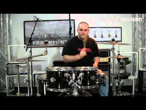 Sonor Smart Force Xtend - Black - Session Set