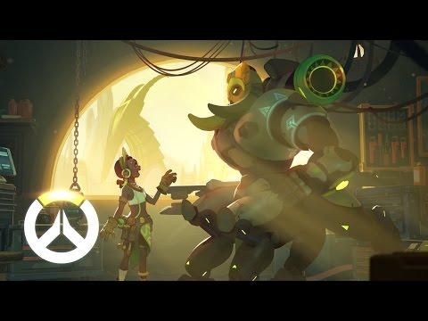 [NEW HERO - AVAILABLE ] Orisa Origin Story   Overwatch