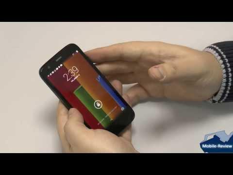 Видеообзор Motorola Moto G